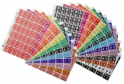Avery Coding Labels
