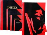 Red & Black Hardcover Notebooks