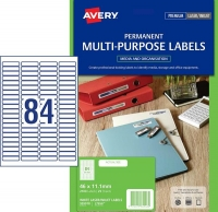 Avery Media Laser Labels