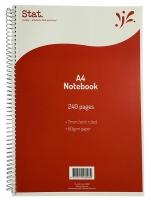 STAT Spiral Notebooks