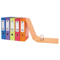 Marbig PVC Summer Colours Lever Arch Files