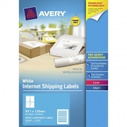Avery TrueBlock Internet Labels