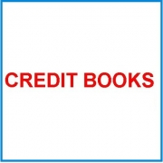 CREDIT BOOKS