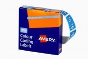 Avery Coding Labels Dispenser Box