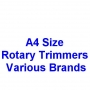 A4 Size Rotary Trimmers
