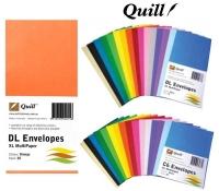 Quill Envelopes