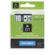 Dymo D1 Labelling Tape 19mm