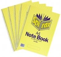 Spirax Notebooks