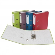 Marbig Board Summer Colours Lever Arch Files