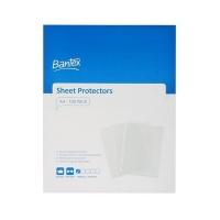 POCKETS (sheet protectors)