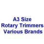 A3 Size Rotary Trimmers