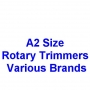 A2 Size Rotary Trimmers