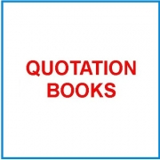 QUOTATION BOOKS