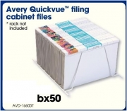 Avery Quickview Cabinet Files