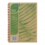 Tudor Eco Recycled Spiral Notebooks