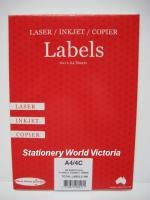 Rediform Labels ( Copier Laser Inkjet )