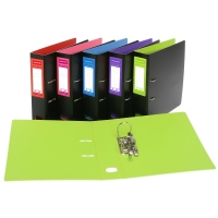 Colourhide Mighty PP Lever Arch Files