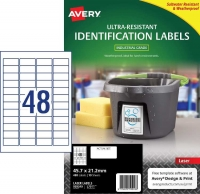 Avery Outdoor Labels