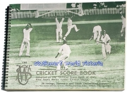CRICKET SCORE BOOKS