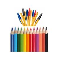 Pens Pencils Markers
