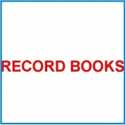 RECORD BOOKS