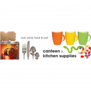 CANTEEN & KITCHEN SUPPLIES