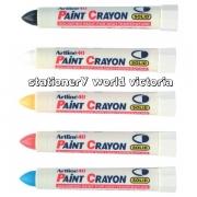 Artline Paint Crayon Markers