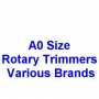 A0 Size Rotary Trimmers
