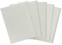 DIVIDERS Numberic