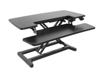 Rapid Flux Electric Desk Riser RF2 Black