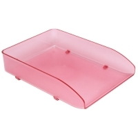 Metro Document Tray Metro 3461 Fcap Strawberry