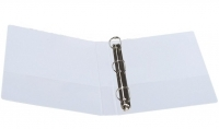 Bantex Insert Binder A4 3D 25mm (200page) White