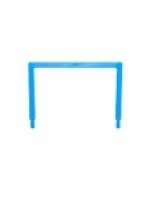 Avery Tubeclip Fasteners Blue U-Piece 44007B PK25
