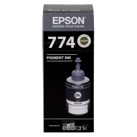 Epson Ink Tank T744 Black 4000pages