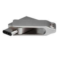 SHINTARO 32GB USB 3.0 OTG Pocket Disk Drive (USB-C & USB-A)