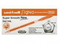 Uniball UM120 Signo Pens BX12 Orange