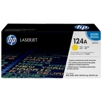 HP Toner 124A Q6002A Yellow