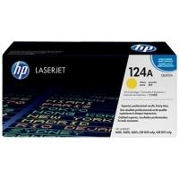 HP Toner 124A Q6002A Yellow