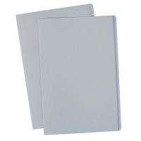 Avery Manilla Folders Coloured Fcap  BX100 Grey