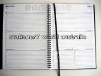 2022 Debden Associate Diary  A4 Week Open 4201.V99