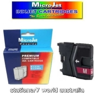Compatible Brother Ink Cartridge LC39M Magenta