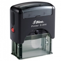 Shiny Self-Inking Stamp S844 21x57mm