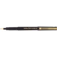 Artline Fineline Fabric Marker Pen Faxblac 204 BX12 Black