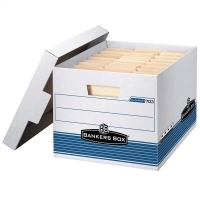 Fellowes Bankers Box 703 Archive Box BX12