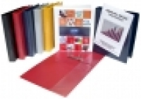 Insert Clearview Ring Binder A4 2D 65mm (500page)