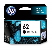 HP Ink Cartridge 62 C2P04AA Black