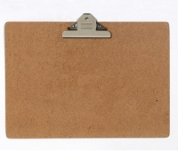 Marbig Masonite Clipboard A3 43150 Large-Clip