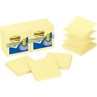 Post It Pop Up Notes R330-RP Recycled 76x76 PK12