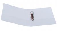 Bantex Insert Binder A4 2D 25mm (200page) White