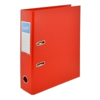 Bantex Lever Arch File PVC A4 Standard 1450-09 Red